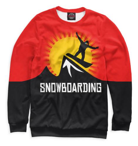 Свитшот Print Bar Сноубординг пазл 200 сноубординг 15268