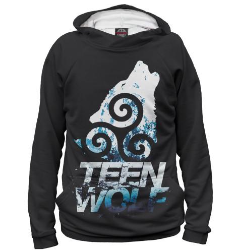 Купить Женское худи Волчонок TWF-735324-hud-1
