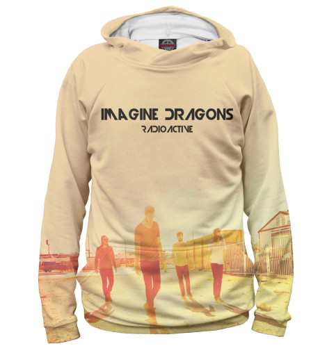 Худи Print Bar Imagine Dragons imagine dragons lucca