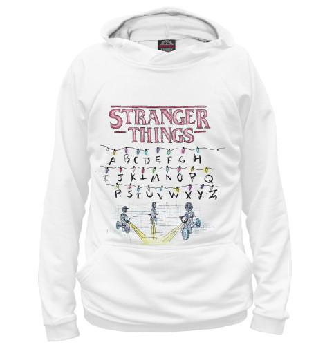Худи Print Bar Stranger Things stranger shores