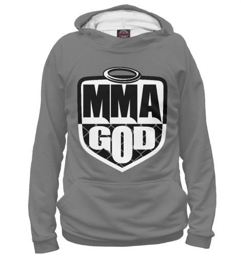 Худи Print Bar MMA God mma 300 5 20