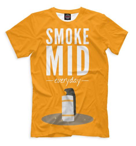 Мужская футболка Smoke Mid Everyday