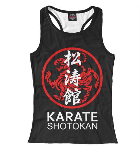 Майка борцовка Print Bar Karate Shotokan майка борцовка print bar our last night