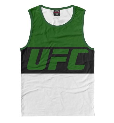 Майка Print Bar UFC GREEN ufc 2 ps4