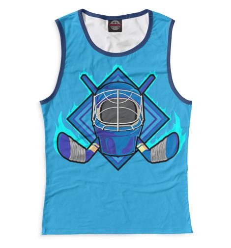Купить Майка для девочки Хоккей HOK-649087-may-1