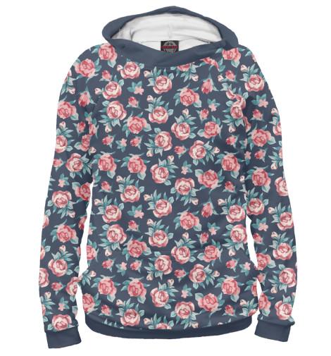 Купить Мужское худи Цветы CVE-905346-hud-2