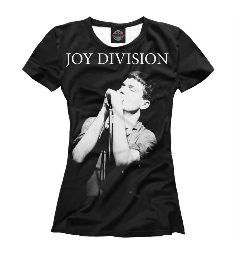 Футболка Print Bar Joy Division майка print bar joy division