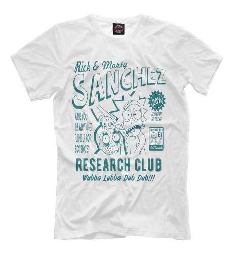Футболка Print Bar Рик и Морти футболка print bar рик и морти