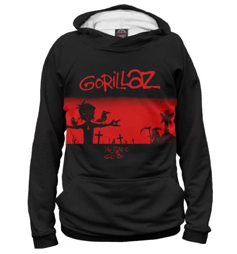 Купить Женское худи Gorillaz GLZ-446229-hud-1