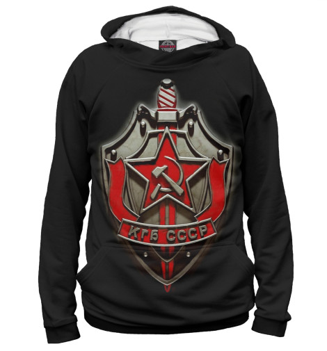 Купить Худи для девочки КГБ SSS-337612-hud-1