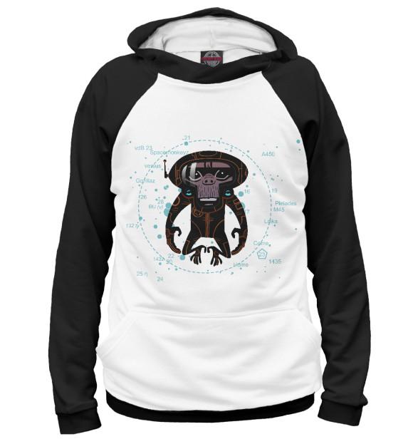 Купить Женское худи Gorillaz GLZ-343662-hud-1