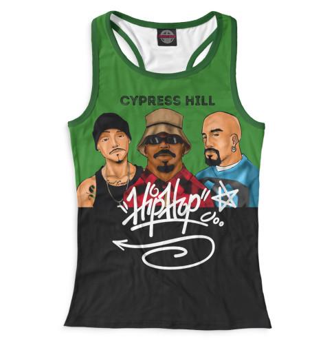 Женская майка-борцовка Cypress Hill