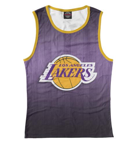 Майка Print Bar Los Angeles Lakers водолазка marciano los angeles marciano los angeles ma087ewardh8