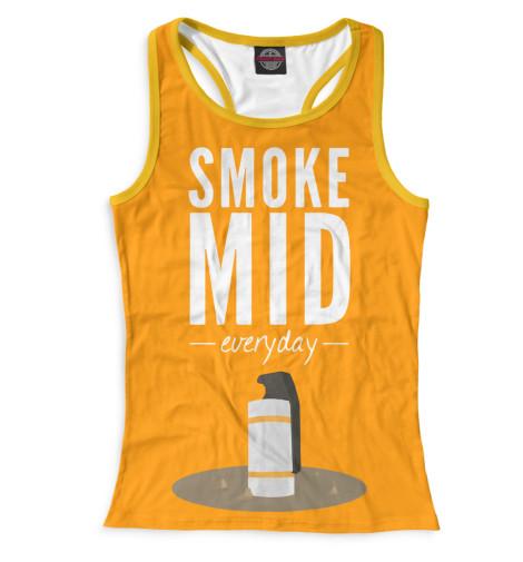 Женская майка-борцовка Smoke Mid Everyday