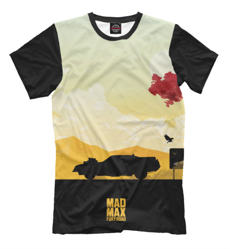Футболка Print Bar Mad Max худи print bar mad max page 3