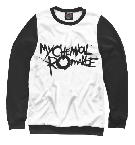 Свитшот Print Bar My Chemical Romance