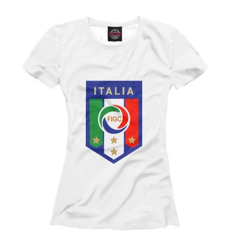 Футболка Print Bar Сборная Италии футболка print bar shogun assassin