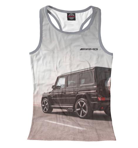 Майка борцовка Print Bar Mercedes-Benz G-класс mercedes а 160 с пробегом