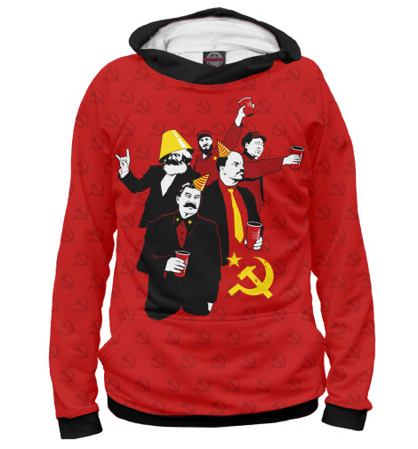 Худи Print Bar Communist Party communist czechoslovakia 1945 89