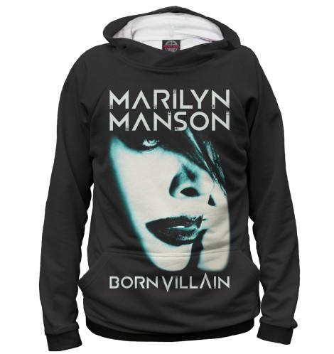 Женское худи Mаrilyn Manson
