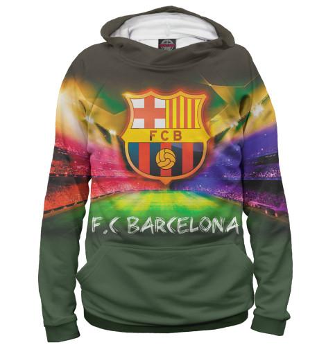 Женское худи Barcelona