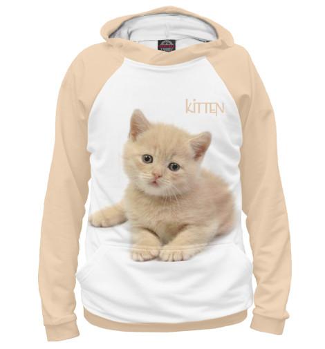 Худи Print Bar Котёнок погремушка котёнок
