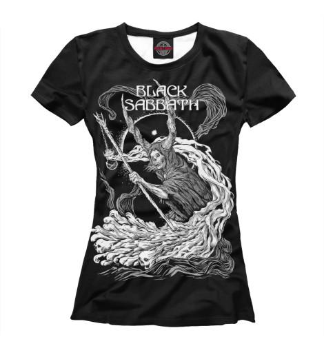 Купить Женская футболка Black Sabbath BSB-364765-fut-1