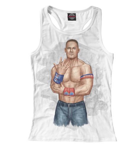 Майка борцовка Print Bar WWE: Джон Сина майка борцовка print bar wwe эдж