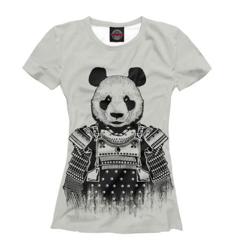 Футболка Print Bar Panda Samurai футболка print bar panda color