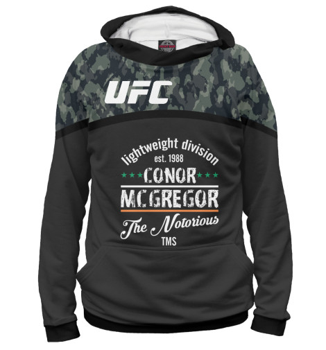 Худи Print Bar UFC Конор МакГрегор ufc 2 ps4