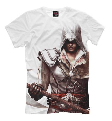 Фото Футболка Print Bar Assasin's Creed Ezio Collection 7 assassin s creed ii plastic action figure ezio