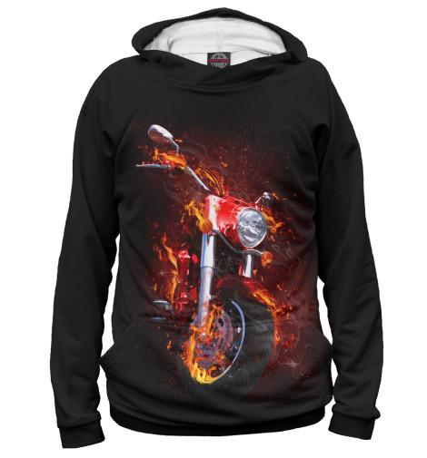Худи Print Bar Огненный чеппер футболка print bar real огненный лого