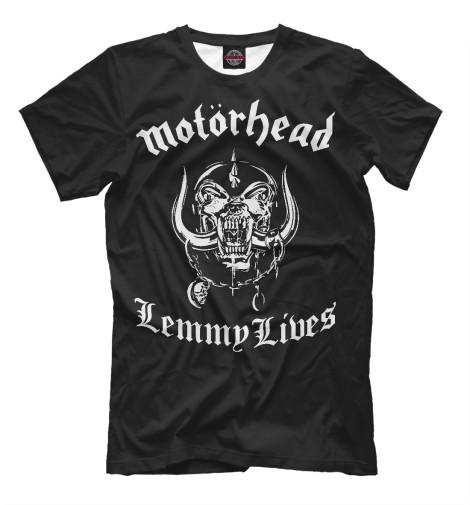 Купить Мужская футболка Motorhead MZK-550058-fut-2