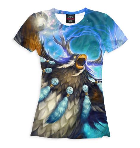 Купить Женская футболка World of Warcraft WOW-125556-fut-1