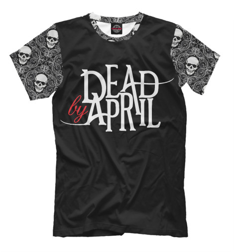 Футболка Print Bar Dead by April худи print bar the walking dead