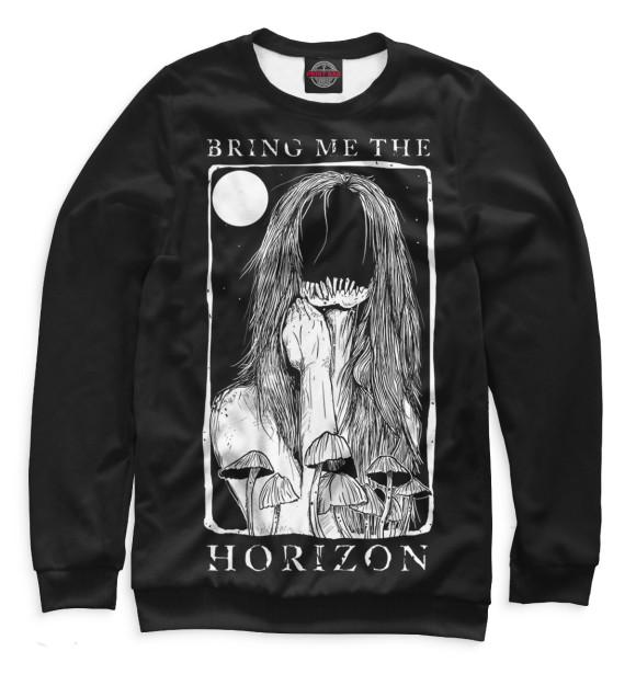 Купить Свитшот для девочек Bring Me The Horizon BRI-330569-swi-1