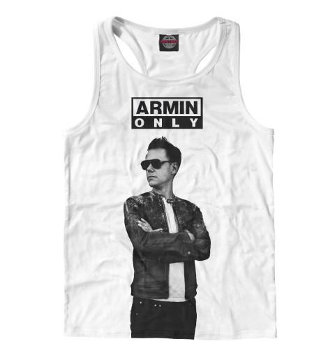 Майка борцовка Print Bar Armin Only свитшот print bar armin only