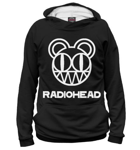 Худи Print Bar Radiohead cd из японии radiohead