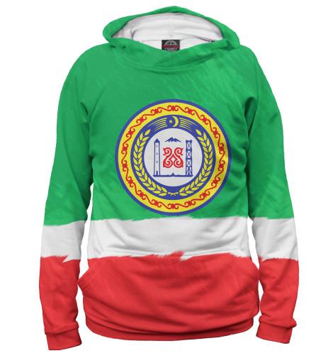 Купить Женское худи Чечня CHN-238821-hud-1