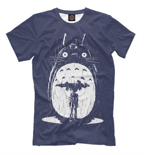 Футболка Print Bar Totoro in Rain rain drops in her heart