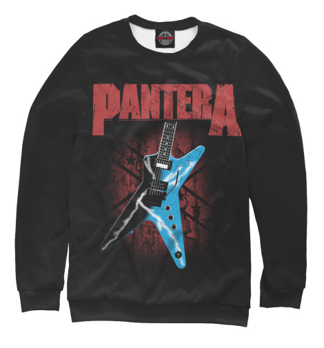 Свитшот Print Bar Pantera pantera pantera reinventing hell the best of pantera cd dvd