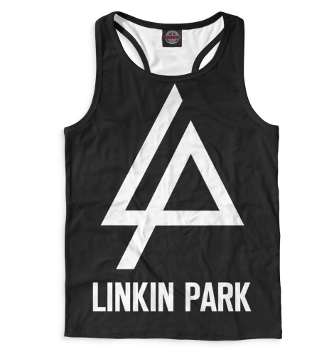 Мужская майка-борцовка Linkin Park
