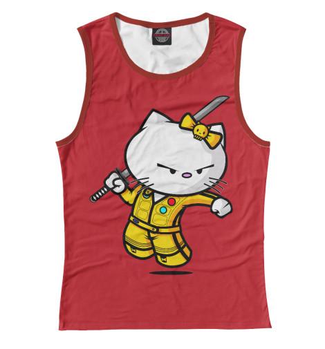 все цены на Майка Print Bar Hello Kitty