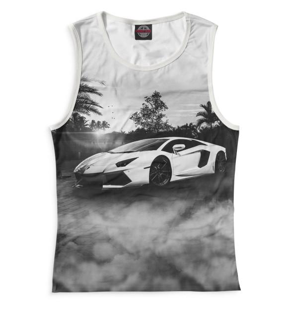 Купить Майка для девочки Lamborghini SPC-609314-may-1