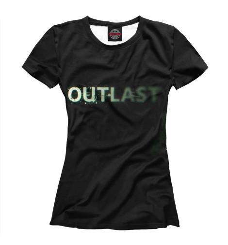 Футболка Print Bar Outlast памперсы outlast 2