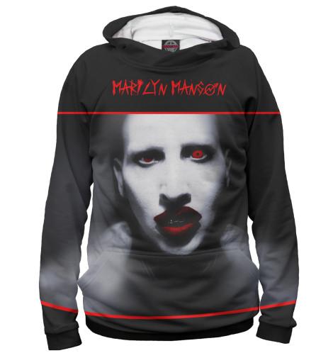 Мужское худи Mаrilyn Manson