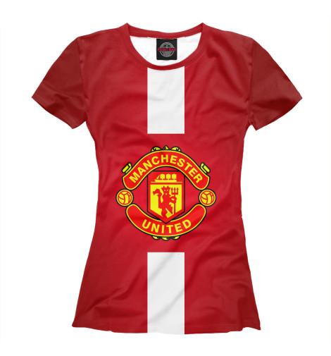 Футболка Print Bar Manchester Unt майка борцовка print bar manchester unt