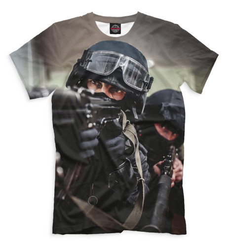 Мужская футболка Спецназ