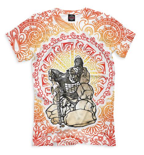 Купить Мужская футболка Богатырь BGT-854427-fut-2