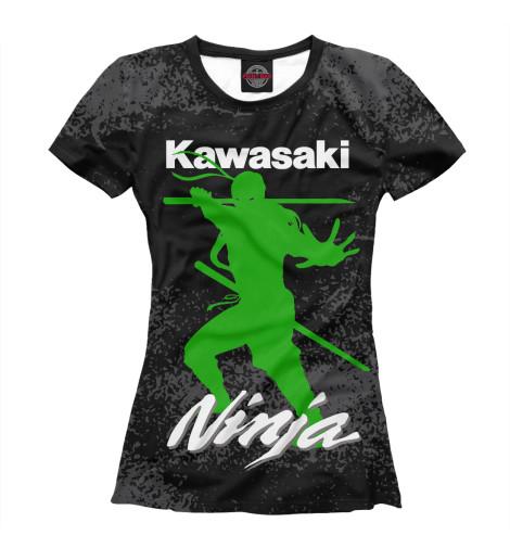 Футболка Print Bar Kawasaki Ninja